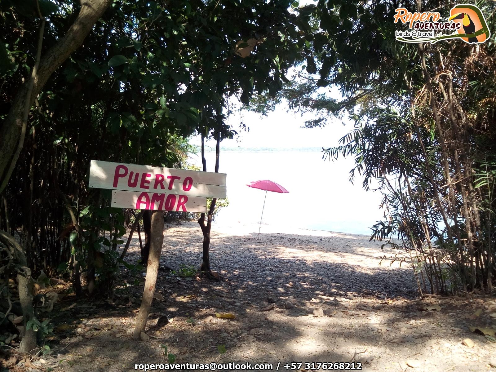 recorrido por francachela island chimichagua