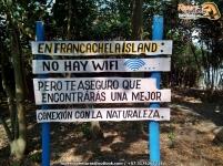 recorrido por francachela island