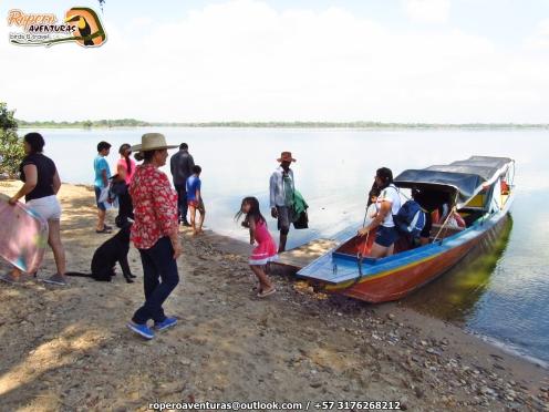 bienvenida a francachela island chimichagua