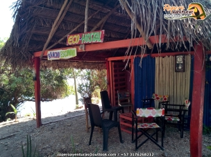 eco hostal de Francachela island