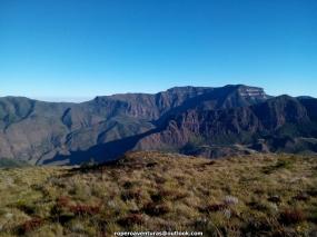 panoramica del cerro pintado