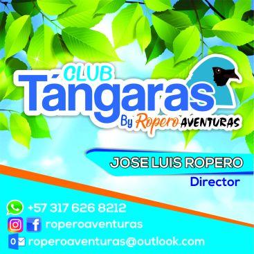 Logo Tángaras perfil redes