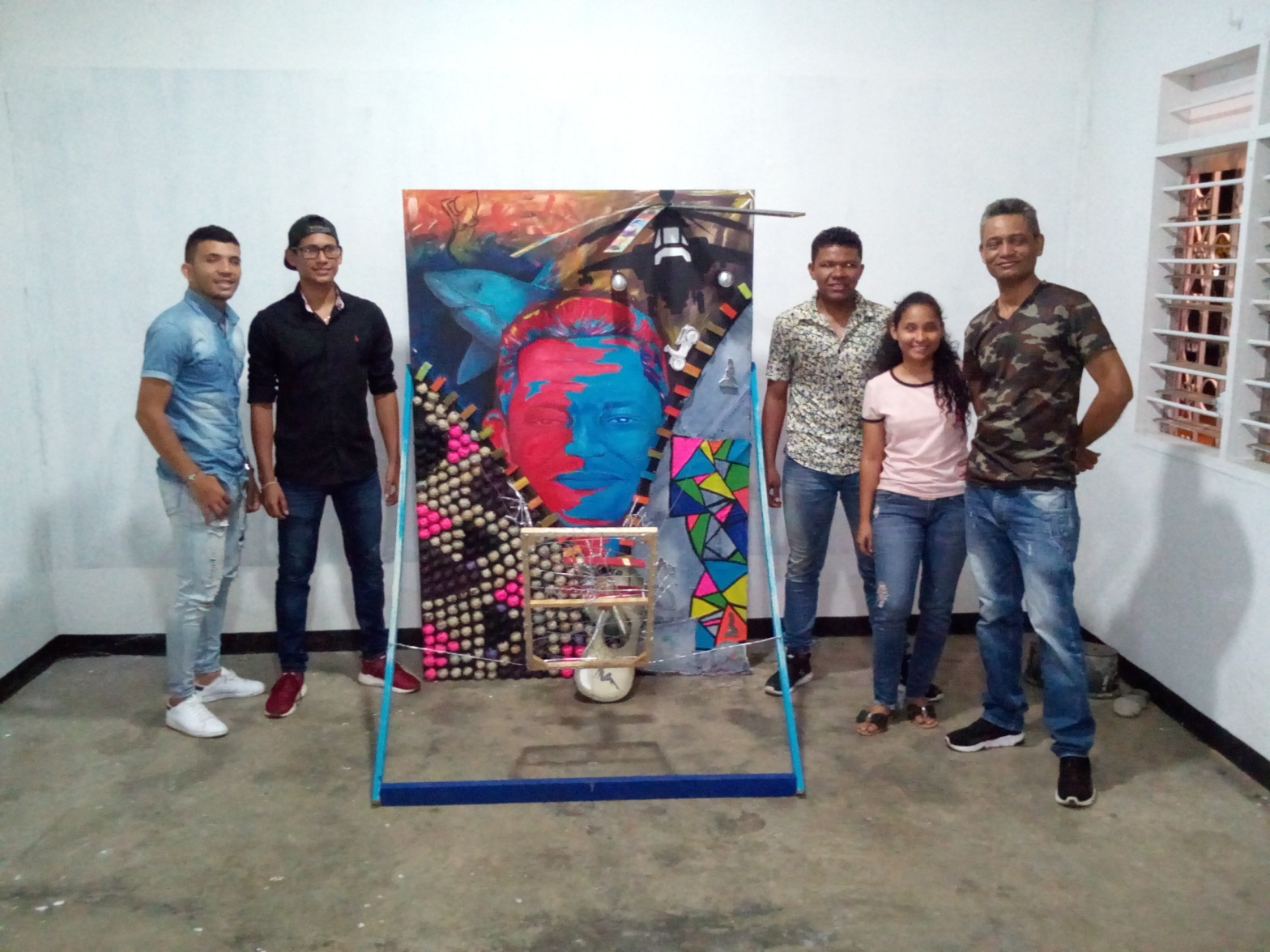 artistas plasticos casa arte valledupar