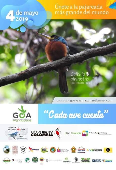 Invitacion global big day amazonas