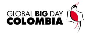 Global Big Day Colombia Logo