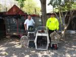 operacion rescate de animales