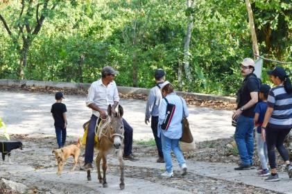Caminatas ecologicas en manaure cesar