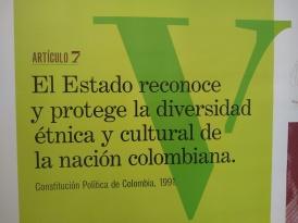 Artículo 7 Constitución de 1991