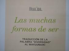 Palabras en Wayuunaiki con traducción