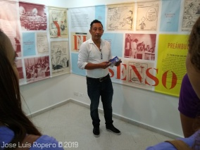 Artista Jorge Luis Serrano