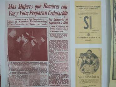 Artículos sobre el voto femenino en Colombia
