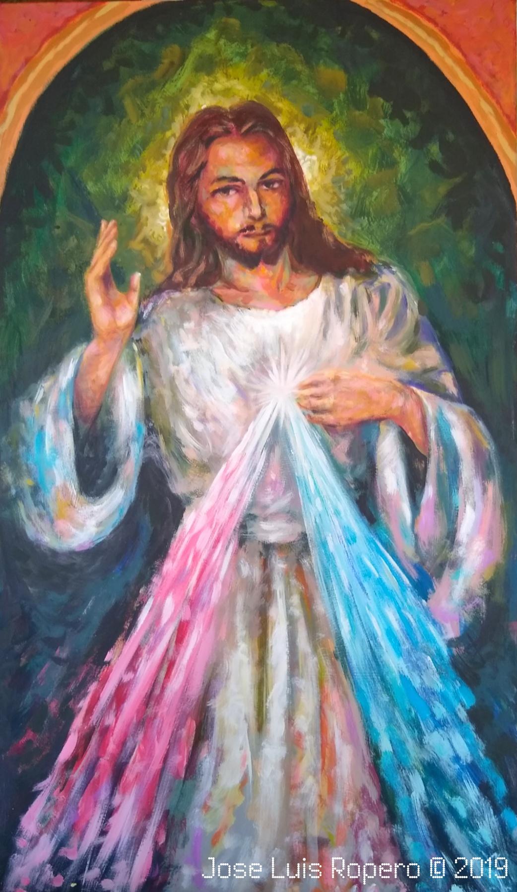 El Señor de la Divina Misericordia