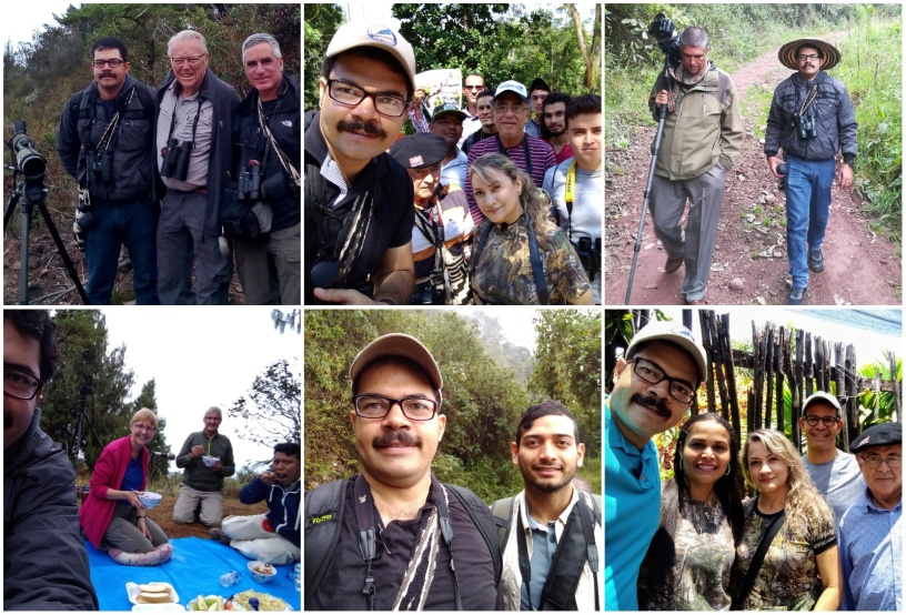 Jose Luis Ropero y sus amigos