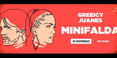 Banner Minifalda - Greeicy y Juanes