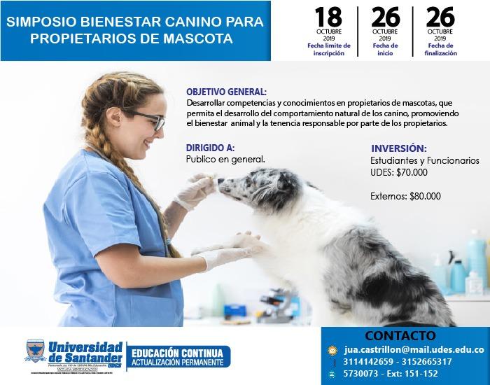 Simposio veterinaria UDES Valledupar