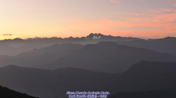 Vista Sierra Nevada de Santa Marta