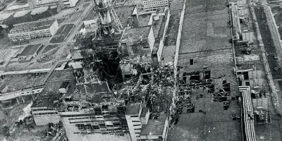Chernobil reactor 4