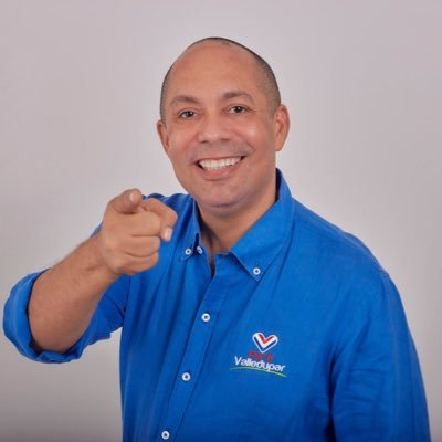 Candidato Alcaldia Valledupar Ernesto Orozco