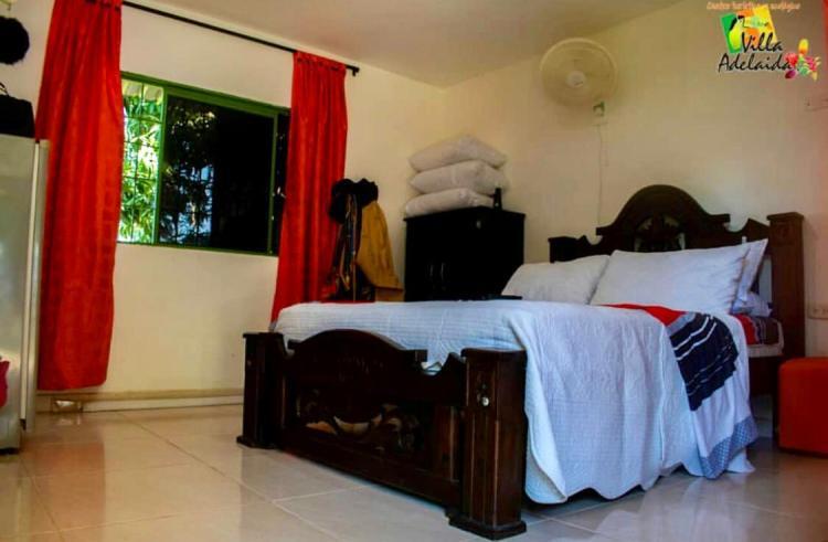 Interior de hotel campestre