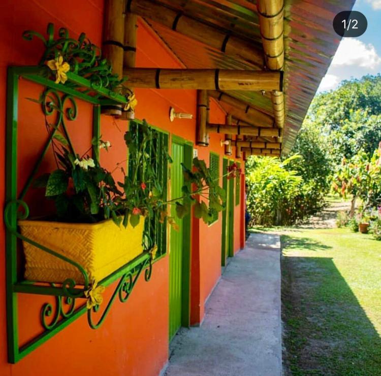 hotel campestre Valledupar