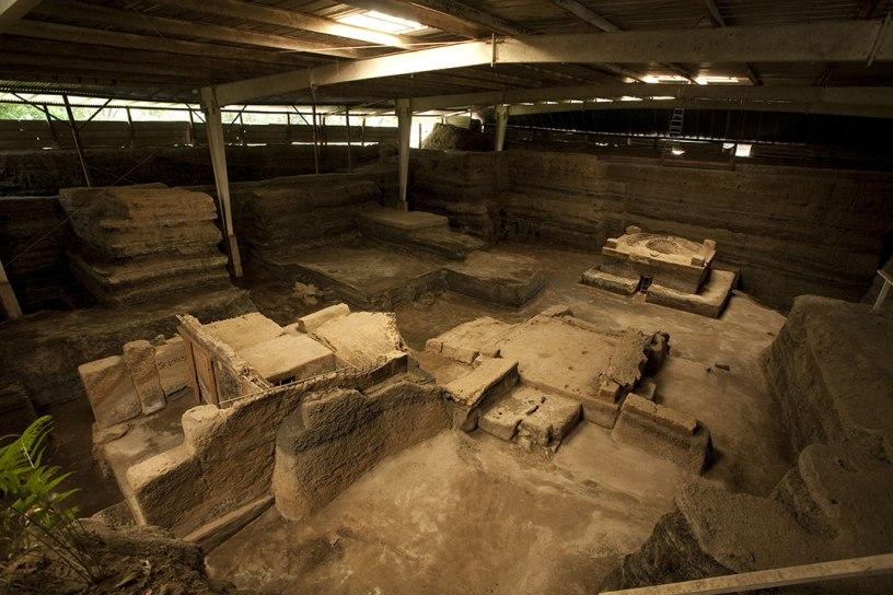 Ruinas mayas joya de ceren