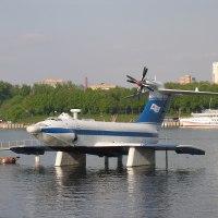 La historia del ekranoplano, el avión más raro del mundo