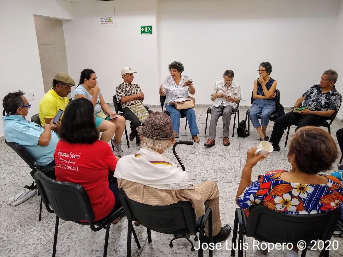 Club de lectura de Girardot
