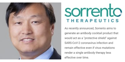 Henry Ji presidente Sorrento Therapeutics