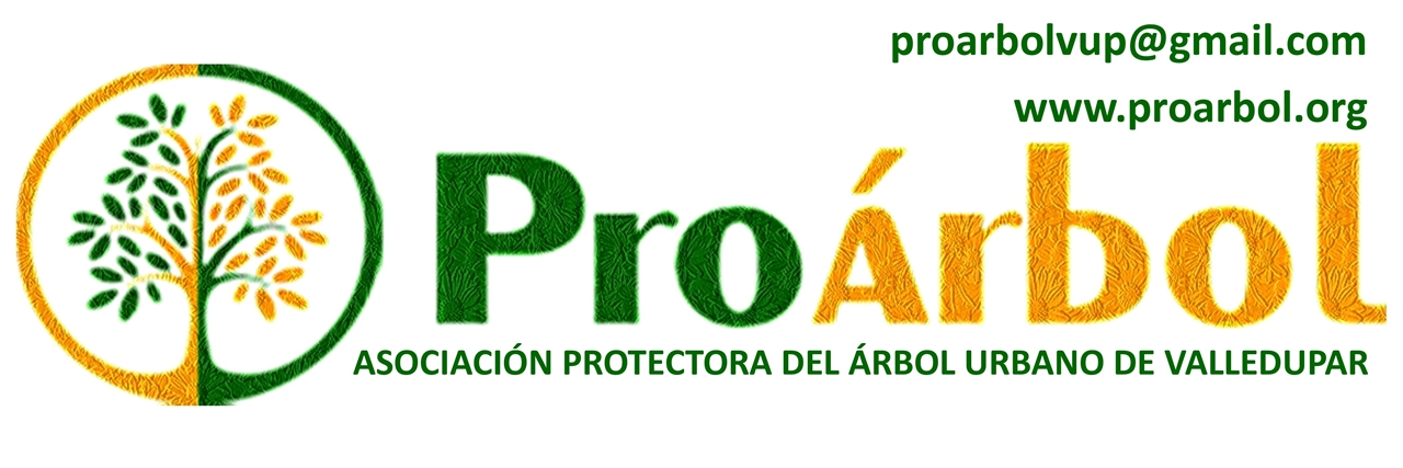 logotipo de la organización ecologista Proarbol