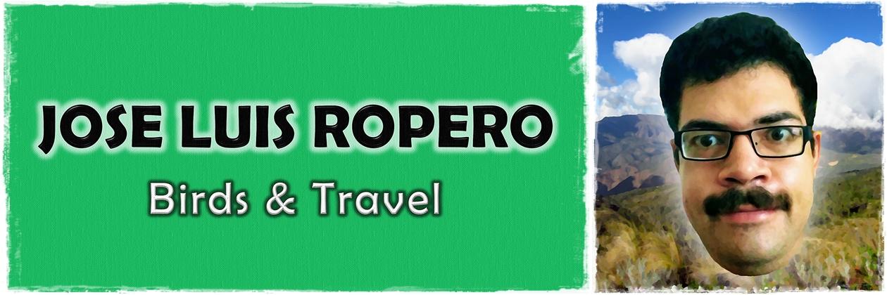 Logotipo del blog roperoaventuras-com Jose Luis Ropero